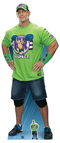 empireposter WWE - Wrestling - John Cena - Prominente Star VIP - Pappaufsteller Standy - 77x184 cm
