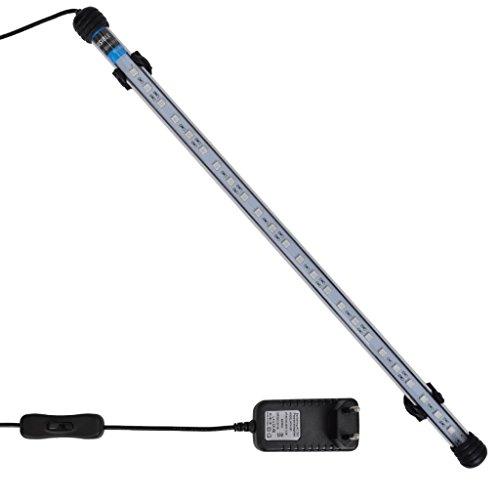 vidaXL LED Aquarium Aquariumlamp verlichting licht lamp maanlicht 48 cm blauw