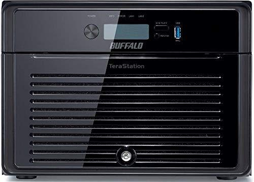 Buffalo Technology TeraStation 5800 NAS-Server bis 32TB (Intel Atom D2700, 2GB RAM, 8-Bay, 2X RJ-45, 3X USB 3.0)