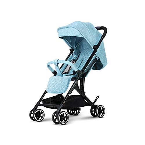 Lowest Prices! MILU Lightweight Stroller Can Sit and Lie Easy to Carry Foldable Simple Design Comfor...