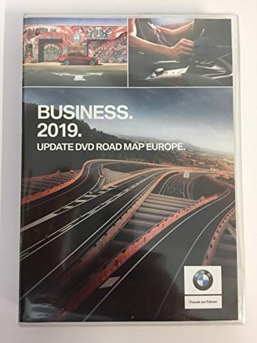 BMW Navi Update 2019 Business DVD Road Map Europe