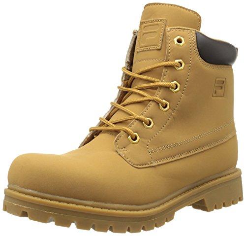 Fila Men's Edgewater 12 Hiking Boot,Wheat/Gum,11 M US