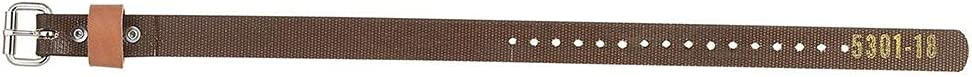 Klein Tools 5301-19 Strap for Pole x Tree 1 mart Climbers Special Campaign 26-Inch