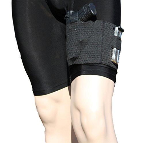 AlphaHolster Thigh Gun Holster -Conceal Under Dress/Shorts -...