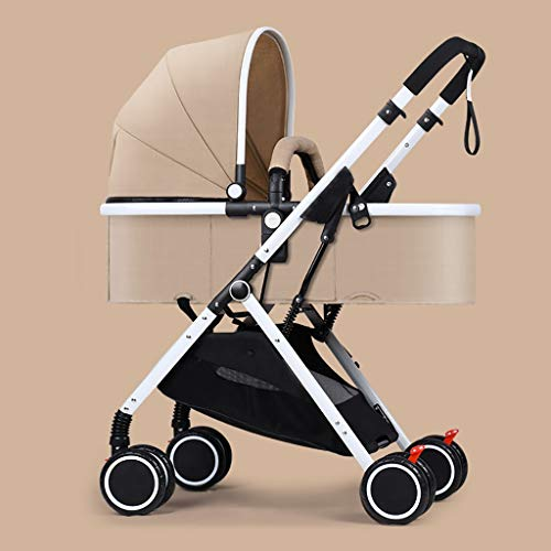 Best Review Of JIAX Infant Baby Stroller,for Newborn and Toddler -Reclining Stroller, Foldable and P...