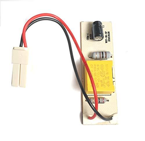 CANDY 41041487 - Piastra elettronica a LED, per frigorifero