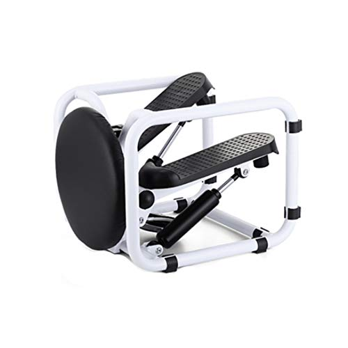 Gyt& Aerobic Fitness Schrittmaschine, Fußtrainingsgerät, multifunktionales Haushalts-Mini-Fitnessgerät, Taillen-Drehmaschine leises Laufband zum Abnehmen