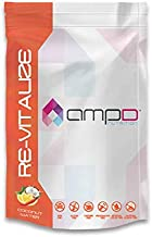 AMPD Re-Vitalize (180 Gram - 30 Servings) - Coconut Water - Daily Detox Cleanse - Boost Metabolism - pH Balance - Detox Aid