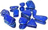 Marcopolo Gems Lapislazuli Trommelstein - 20-30 mm AAA-Qualität