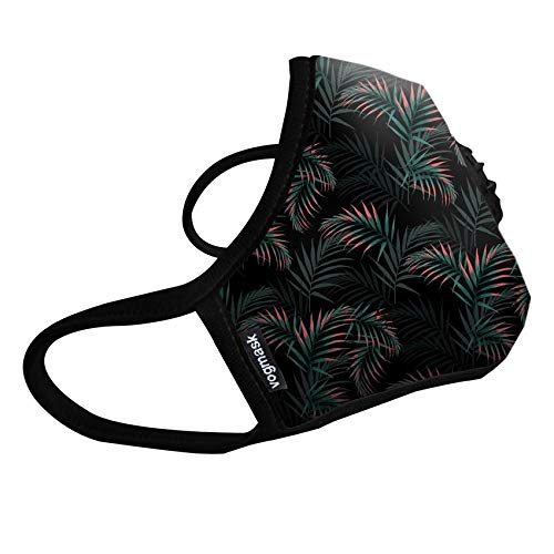 Vogmask Premier Filtering mask   VMCV   Protection from Microscopic Particles   Reusable   Sizes S-XL (Small, Flora)