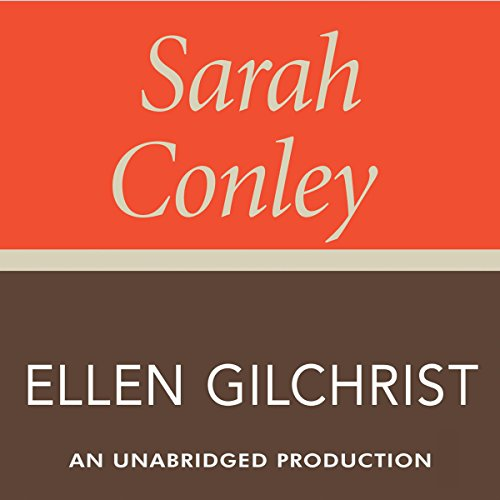 Sarah Conley audiobook cover art