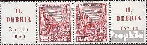 tienda en linea Prophila Collection Collection Collection DDR (RDA) wzd23 1959 Plan quinquenal (Sellos para los coleccionistas)  se descuenta