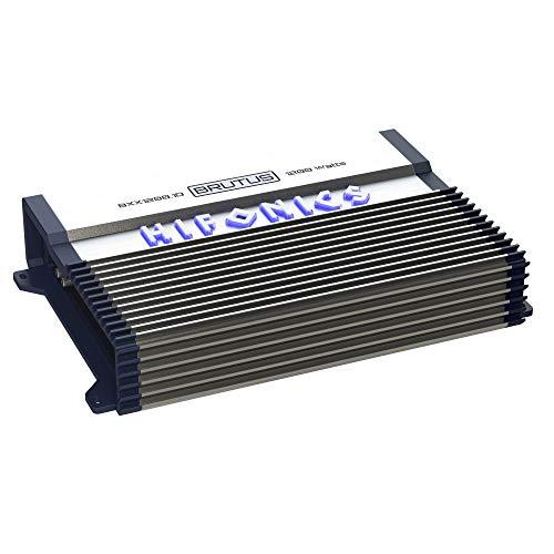 Hifonics BXX1200.1D Brutus Class D 1200W RMS 1 Ohm Mono