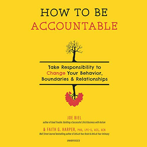How to Be Accountable  By  cover art