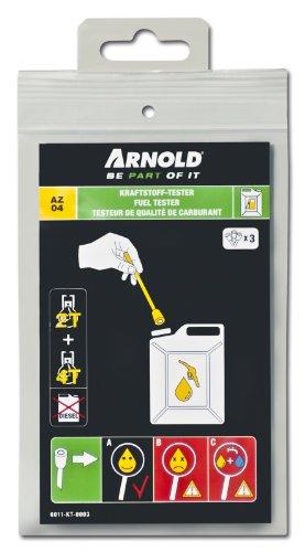 Arnold ANROLD-2-in-1 Kraftstofftester-Stäbchen AZ04, 6011-KT-0003