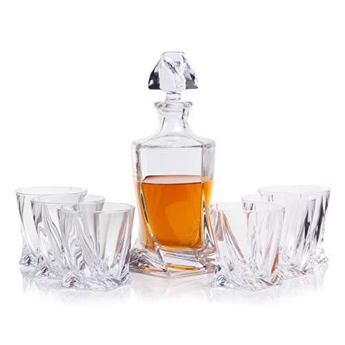 comprar vasos whisky cristal bohemia online