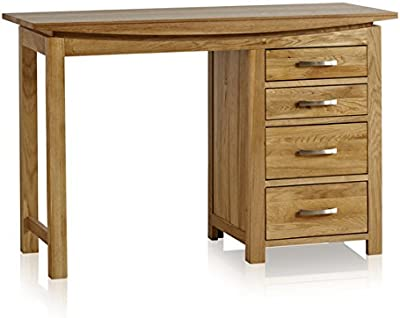 Heartlands Corona 4 Drawer Dressing Table with Stool