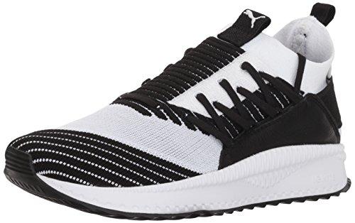 PUMA Women's Tsugi JUN Multi WN's Shoe, White Black, 8.5 M US