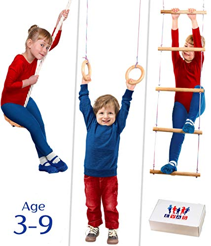 Outdoor Gymnastics Kit for Kids