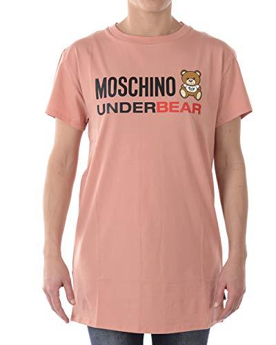 Moschino UNTERWÄSCHE - Damen T-Shirt A19059002 ROSA M