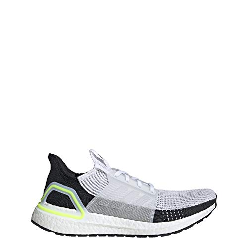 adidas mens 10009608 Ultraboost 19 M White Size: 8.5 UK