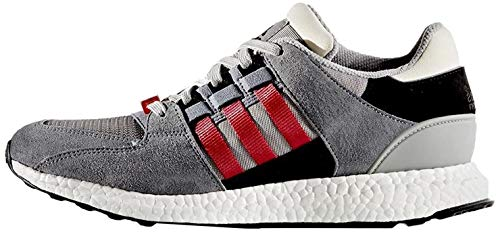 Adidas Originals Equipment Support 93/16, mgh Solid Grey-Collegiate Red-Grey, 5