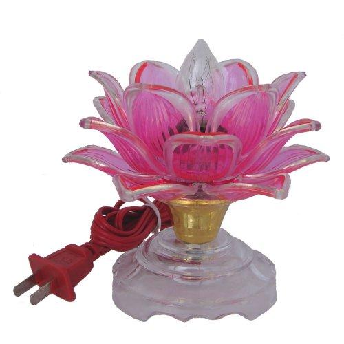 Lotus Buddha Lamp