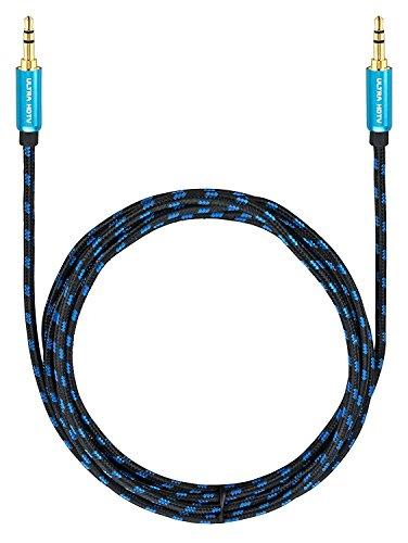 Cable de Audio estéreo Jack, Conector Macho de 3,5mm