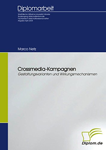 Crossmedia-Kampagnen