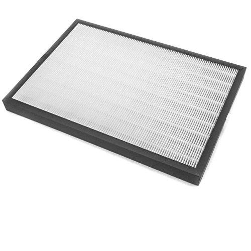 vhbw 2-in-1 Kombifilter passend für DeLonghi AC 230 Luftreiniger - Ersatz für De'Longhi ACF-2 (5513710021) Filter Ersatzfilter Luftfilter