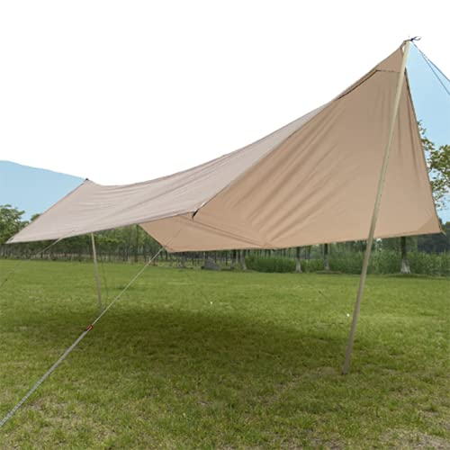 Tienda de Playa Campaña Refugio Carpa con Dosel Camping portátil Grande al Aire Libre Pabellón Protector Solar a Prueba de Lluvia,B