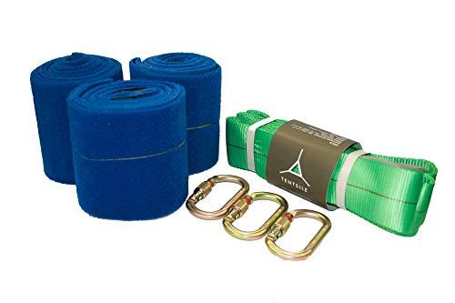 Tentsile No Trace Camping Kit for Tree Tents & Hammocks