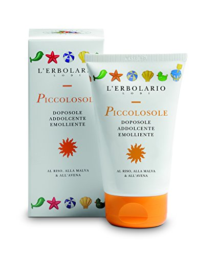 L'Erbolario Piccolosole After Sun Softening and Emollient