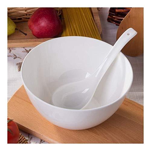 NHLBD Haili Tableware, Keramiknapf Keramik Vietnamese Schüssel, japanische Ramen Nudel-Schüssel/Popcorn/Obst/Dessert/Teller-Schüssel