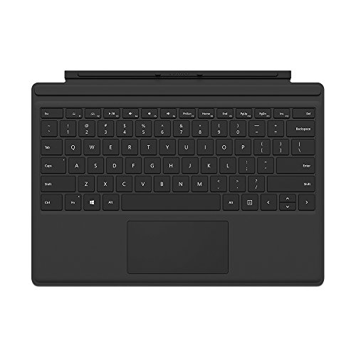 Microsoft Type Cover for Surface Pro - Black Louisiana