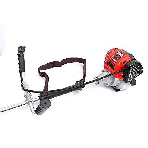 Find Bargain Lawn Mower Four-Stroke Back Weeder Small Multi-Function Agricultural Petrol grasser Ope...