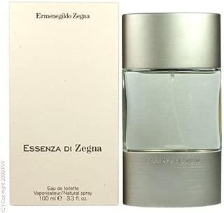 Essenza di Zegna by Ermenegildo Zegna for men 3.4 oz Eau de Toilette Spray