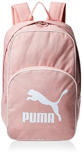 Puma Unisex.– Erwachsene Originals Backpack Retro Woven Rucksack, Bridal Rose, Osfa