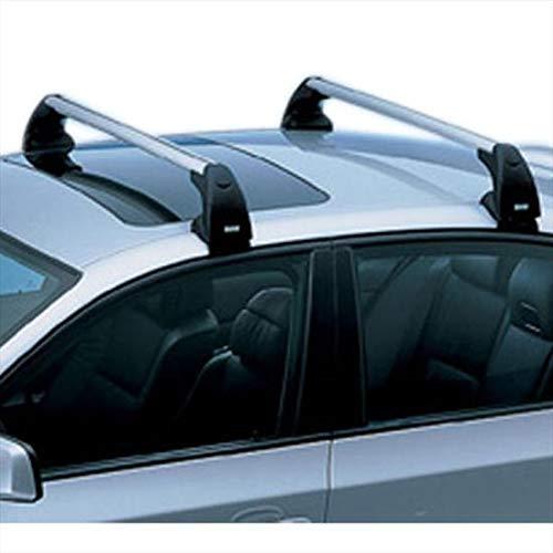 BMW - Barras de Techo antirrobo de Aluminio para Coche (82 71 0 397 227)