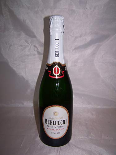 Berlucchi Demi Sec Cuvee Imperiale Cl 75 Franciaco