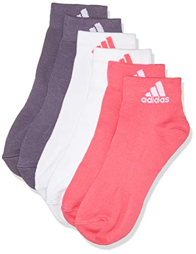 Adidas 3 Pares de Calcetines Unisex Adulto