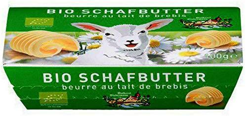 Molkerei Biedermann Bio Bio Schafbutter 100g Schale (6 x 100 gr)