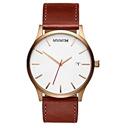 MVMT Classic Men's Minimalist Vintage Watch