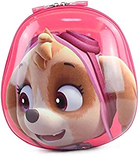 Children school backpack waterproof cartoon PAW Patrol Skye pink