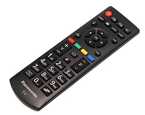 Original Panasonic 30092556 Fernbedienung für TX-24D300, TX-24DW334, TX-32D300, TX-32DW334, TX-39DW334, TX-39EW334, TX-43DW334