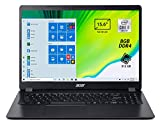 Acer Aspire 3 A315-56-35MW Pc Portatile, Notebook con Processore Intel Core i3-1005G1, Ram 8 GB DDR4, 512 GB PCIe NVMe SSD, Display 15.6' FHD LED LCD, Intel UHD, Windows 10 Home, Nero
