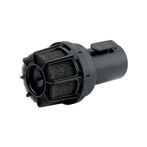 Shop vacuum mufflers