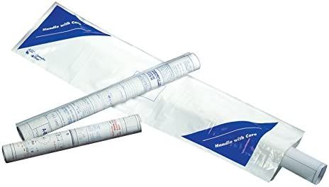 Alvin Blueprint Shipping Daily bargain sale Bag Self-Sealing Chicago Mall Resistant Tear and