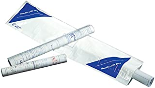 Alvin, Blueprint, Shipping Bag, Self-Sealing and Tear Resistant - 9.5 x 33 Inches