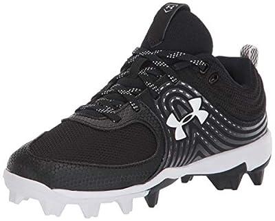 Under Armour Kids' Glyde Rm Jr. Softball Shoe